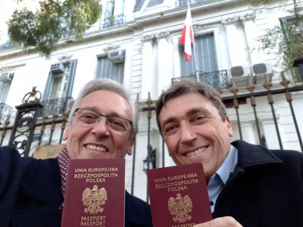 Polish Passport Argentina